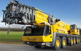 All Terrain Cranes ID No 2